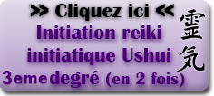 Initiation reiki initiatique 3eme degré par Paul Wagner